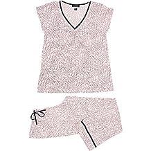 Carole Hochman Midnight Ladies 2-piece Modal Pajama Set