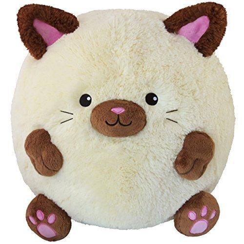 (Squishable/ Siamese Cat Plush - 15