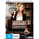 Garage Sale Mystery - 4 Film Collection Three (The Beach Murder/Murder by Text/Murder Most Medieval/A Case of Murder)