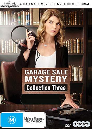 Garage Sale Mystery - 4 Film Collection Three (The Beach Murder/Murder by Text/Murder Most Medieval/A Case of Murder)