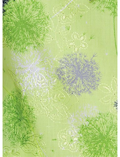 KOI Prints Women's Bridgette V-Neck Embroidered Floral Print Scrub Top Xx-Small Print