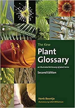 Book The Kew Plant Glossary: An Illustrated Dictionary of Plant Terms - Second Edition