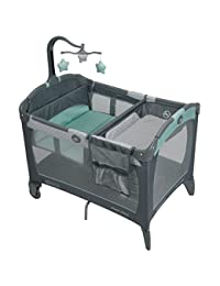 Graco Pack 'n Play Playard with Change 'n Carry Portable Changing Pad, Manor BOBEBE Online Baby Store From New York to Miami and Los Angeles