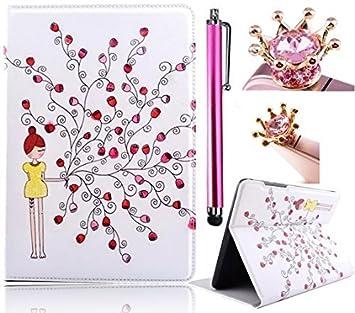 Vandot x PU cuero Flip Case Funda Cover Carcasa para iPad Mini