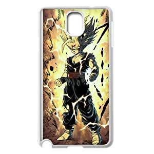 Samsung Galaxy Note 3 Cell Phone Case White Dragon Ball Z vpeq