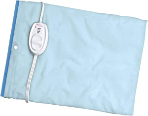 "Sunbeam Model 731-500 (12"" x 15"", Moist/Dry Heating Pad)"