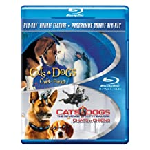 Cats & Dogs / Cats & Dogs: The Revenge of Kitty Galore (Double Feature) / Chats et Chiens / Chats et Chiens: La revanche de Kitty Galore