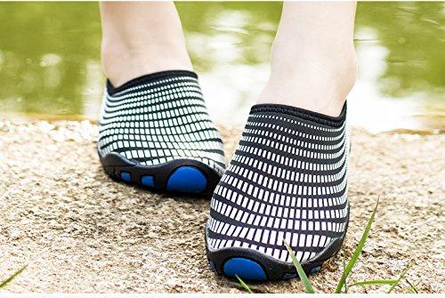Aqua White Dry Barefoot Shoes Water Black Shoes Shoes Quick AVADAR Men Women Water x7zp6z