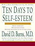 img - for Ten Days to Self-Esteem book / textbook / text book