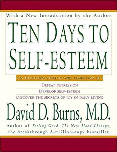 Counting Number worksheets future going to worksheets : Ten Days to Self-Esteem: David D., M.D. Burns: 8601400335086 ...