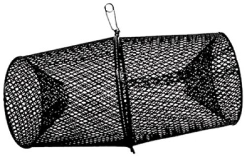 Heavy-Duty Vinyl Dipped Steel Mesh Construction (Black) ()