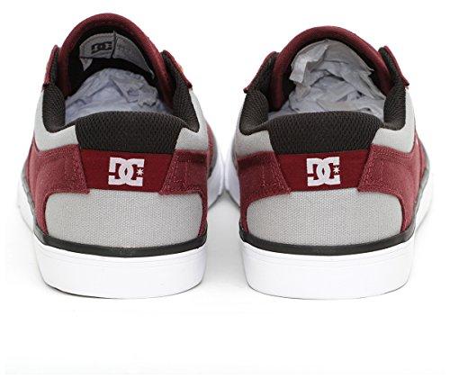 DC Schuhe Argosy Vulc TX Rot Gr. 42.5