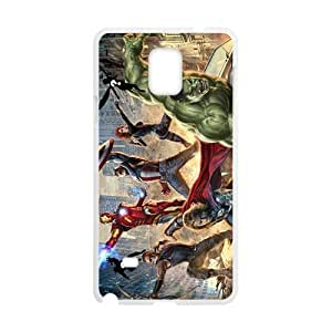 Happy The Hulk Cell Phone Case for Samsung Galaxy Note4