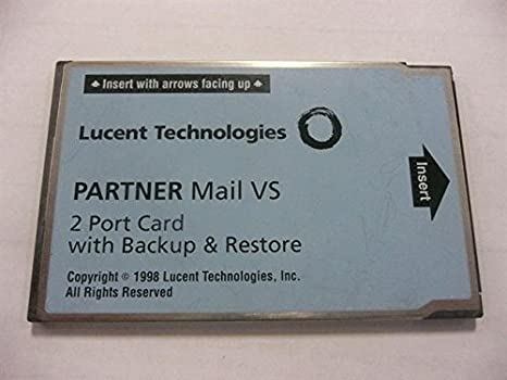 Amazon.com: AT&T/Lucent/Avaya 50A/108344268 PCMCIA Card ...