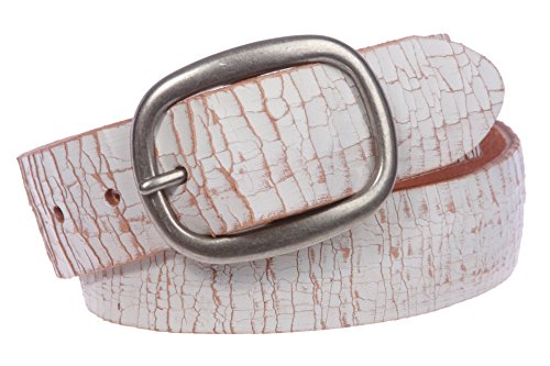 snap-on-crack-finish-oil-tanned-full-grain-leather-oval-jean-belt-size-30-color-white