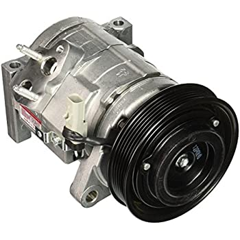 Denso 471-0522 New Compressor with Clutch