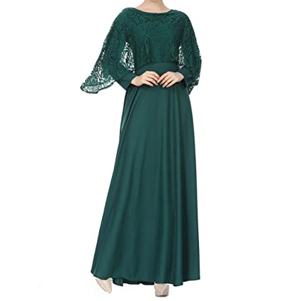 65a1d1acbb2 Image Unavailable. Image not available for. Color  Women Muslim Dress ...