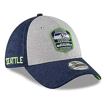 Amazon.com: New Era Seattle Seahawks 39 Thirty Cap - Navy