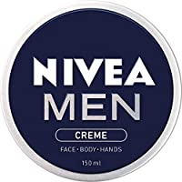 NIVEA MEN Moisturising Creme Face Body Hands, 150ml