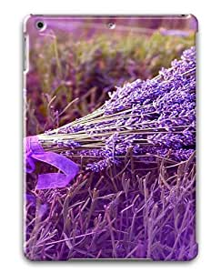 Lavender Polycarbonate Case Cover For Apple iPad Air/ iPad 5th Generation