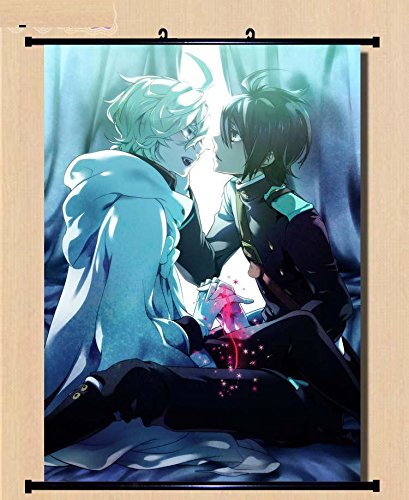 Home Decor Anime Japanese Seraph of the End / Owari no Wall Poster23.6x31.5inches-014