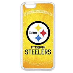 """Onelee Customized NFL Series Case for iPhone 6 4.7"""", NFL Team Pittsburgh Steelers Logo iPhone 6 4.7"""