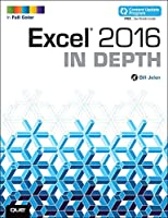 Excel 2016 In Depth Front Cover