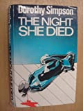 The Night She Died, Dorothy Simpson, 0684168693