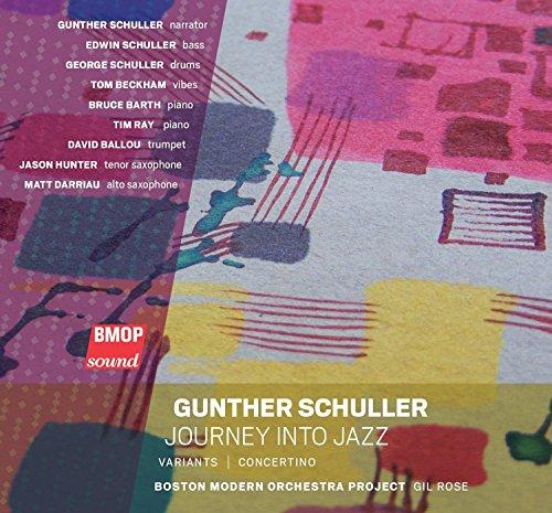 gunther schuller journey into jazz