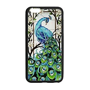 Canting_Good Stained Glass Custom Case Shell Skin for iPhone6 Plus 5.5 (Laser Technology)