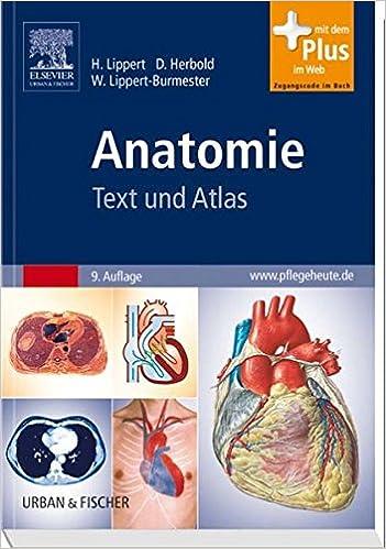 Anatomie: Text und Atlas - mit Zugang zum Elsevier-Portal: Amazon.de ...