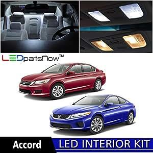 Ledpartsnow 2013 2018 honda accord led - Honda accord interior light bulb replacement ...