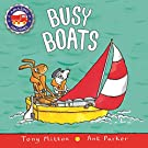 Busy Boats (Amazing Machines), by Ant Parker