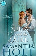 Julia and the Duke (Bluestocking Brides Book 3)