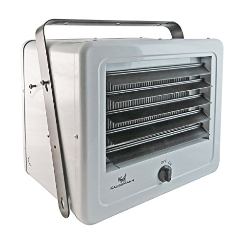 Garage Heater - Commercial 5000 Watts Shop Heater - Perfect For Businesses 208/240V - for Garage Garage, Shop And Utility Heaters Heater Shop Watts