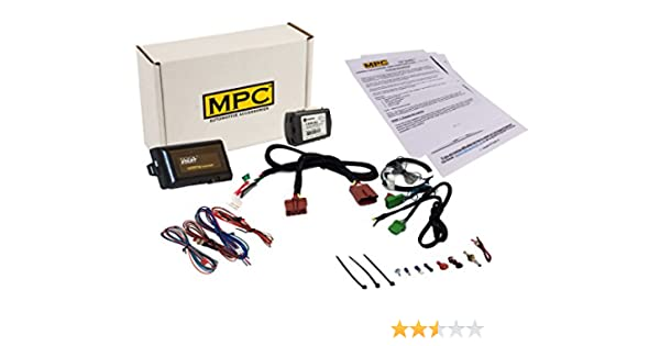 MPC Add On Remote Start for Honda Civic 2006-2011- Plug and Play - Uses OEM Remotes
