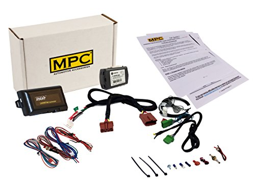 Complete Add On Remote Start For Honda CR-V 2007-2011 - Plug and Play - Uses Factory Remotes by MPC