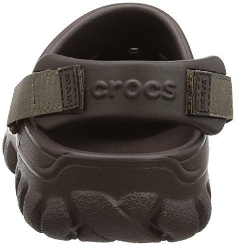 Clog Crocs Adulte Sabots Sport Espresso Walnut Mixte Offroad Marron 77wCqxEvBS