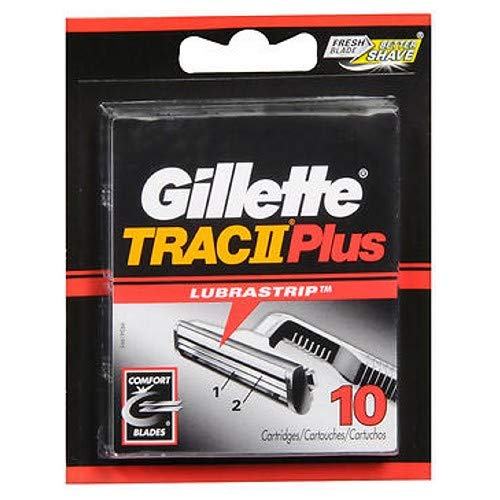 Gillette TRAC II - 30 Cartridges