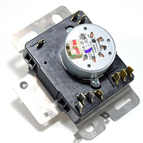 (WPW10436303 Dryer Timer Replaces KENMORE,AMANA,WHIRLPOOL,INGLIS)
