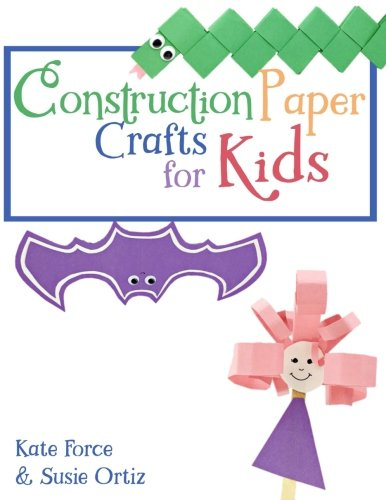 Construction Paper Crafts for Kids