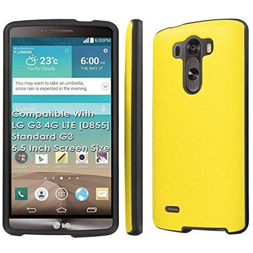 lg g3 case yellow - 3