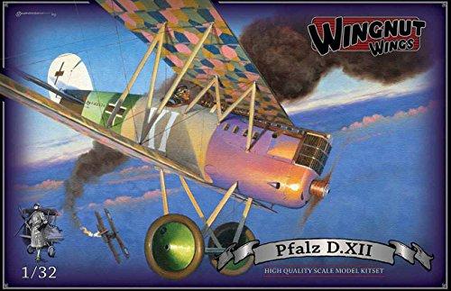 Wingnut Wings WNW32019 1:32 Pfalz D.XII [MODEL BUILDING KIT]