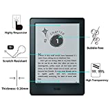 Kindle for Kids Bundle Screen Protector[2 pack], OMOTON Tempered Glass Screen Protector for Kindle for Kids Bundle ( 2016 Released) [9H Hardness] [Crystal Clear] [Scratch Resist] [No-Bubble]