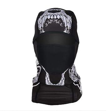 Molie Nieve máscara de esquí Invierno Engrosado máscara de Ciclismo a Prueba de Viento Impermeable Caliente
