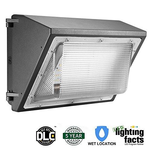 100 Watt Metal Halide Wall Pack Flood Light Fixture - 2