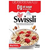 Swissli Muesli 0g of Sugar per 50g Serving, 450g
