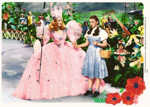 Wizard of Oz Dorothy & Queen ~ Edible Image Cake / Cupcake Topper