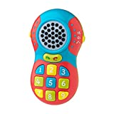 Best Dial Friend For Boys - Playgro Dial-a-Friend Phone for infant baby toddler children Review