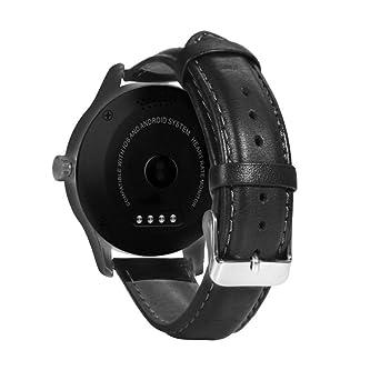 Smart Watch SMA 09 Fitness Tracker Monitor de Ritmo cardíaco para ...